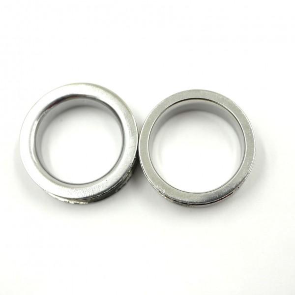 Spezial Ringerweiterung - zusätzliche Ringeinlage für Edelstahl